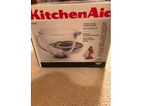Kitchenaid 5K5GB Glass Bowl 4.8L with Lid - brand new