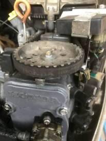 Honda 15 hp