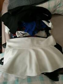 Large bundle of womens clothes. Size 10/12