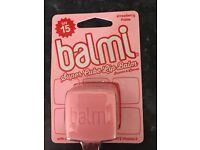BALMI Super Cube Lip Balm in Strawberry