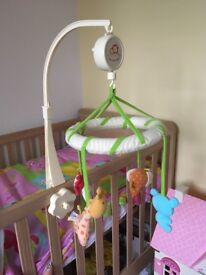 Mothercare cot mobile