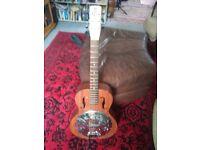Gretsch G9200 Boxcar Resonator Round neck Guitar