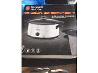 Russell Hobb Slow Cooker