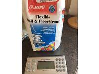 Mapei Flexible Wall & Floor grout - Beige