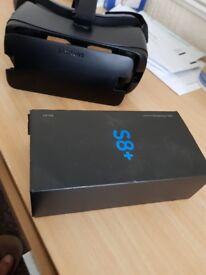 Samsung S8 plus unlocked & Gear 2 with genuine casing & accessories