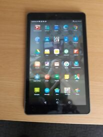 Vodaphone Tab Speed 6 8.0 Screen excellent condition. Has charger and box. 3 small scratches.