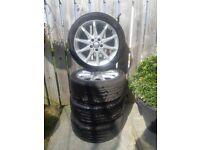 Alloys wheels Mercedes 17 5 x 112