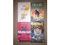Comics for sale (Secret Wars, The Wicked & Divine, Trillium etc.)