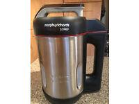 Morphy Richards Electric Saute & Soup Maker