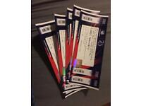 Rally cross tickets