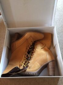 Brand New Lovely Ladies Timberland Boots