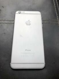 iPhone 6 Plus 16gb unlocked average condition with warranty and accessories