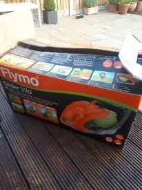 Flymo Glider 330 and mini free trimmer