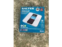Salter Electric Weighing Scales