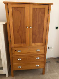 Cotswold real wood linen cupboard