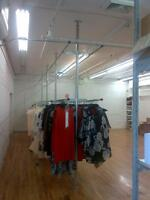 Garment Racking and Monorail