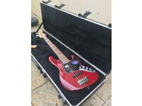 Fender Jazz Bass American Deluxe V - 5 String USA
