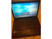 Toshiba Laptop Computer with Office