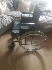 Wheelchair adult or teen self propel or pushable in good condition