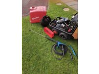 EHRLE HD723 hot/cold Industrial Pressure Washer (Spares or repair)