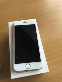 iPhone 6 16gb o2 giffgaff and Tesco. White silver