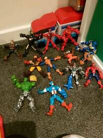 Marvel mashers lots of