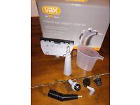 Vax handheld steam cleaner