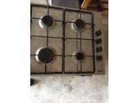 Beko Gas Hob & Electric Oven