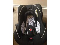 Silver Cross 3D Ventura complete travel system inc car seat - suitable from Birth - excellent cond.