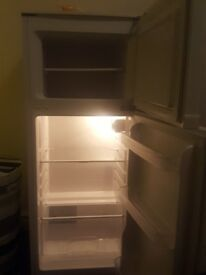 USED ESSENTIALS FRIDGE FREEZER 118L FOR SALE