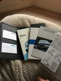 Selling Mazda 3 book