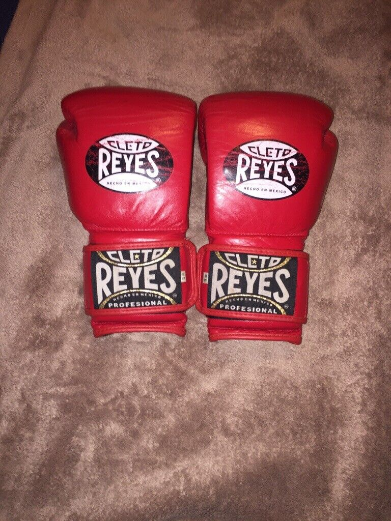 Cleto Reyes boxing gloves | in Middlesbrough, North Yorkshire | Gumtree