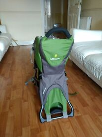 Brand new LittleLife Adventurer baby/toddler carrier