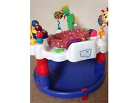 Baby Einstein sit in Activity centre. Excellent Condition. Very Clean. Lights, music & lots of toys