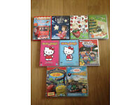 Young Children's dvd collection, Chuggington, Thomas, Fireman Sam etc