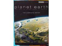 Blue Planet DVD Box Set