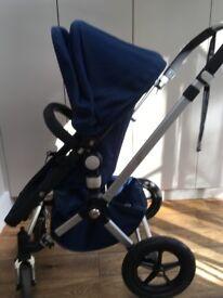 Bugaboo Cameleon Stroller (Navy Blue)