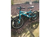 Boys Apollo bike 20 inch wheels