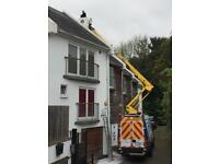 Cherry picker for hire 16 Metres Crawley West Sussex, Surrey, Kent, London, Brighton and more.