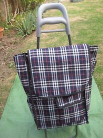 Two Shopping Trolleys for £5.00 each