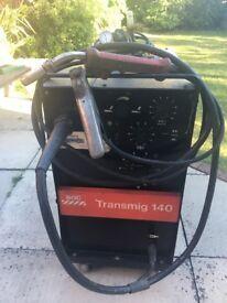 BOC Transmig 140 Mig welder