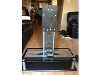quality flat screen tv stand and shelf up to 42 inch tvs