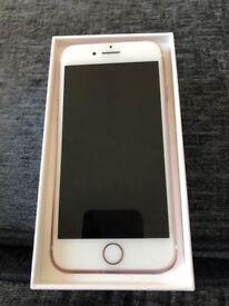 iPhone 7 128gb on Vodafone