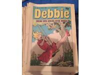 55 Debbie comics