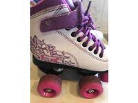 Size 12 girls roller skates