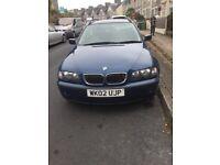 £600 OVNO - BMW E46 320i Touring Estate - Spares or Repairs