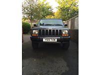 2001 - Jeep Cherokee - 2.5L Diesel - Good Condition