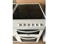 lovely Belling electric cooker for sale