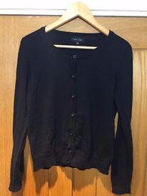 assorted clothes from £1-£20 Zara Bershka New Look coats top jumper trousers blue black grey