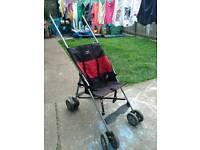 Sport pushchair